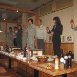 2010年4月1日 新入社員歓迎会
